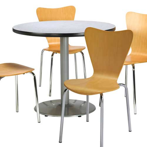 Cafe dining seating from KFI Basics